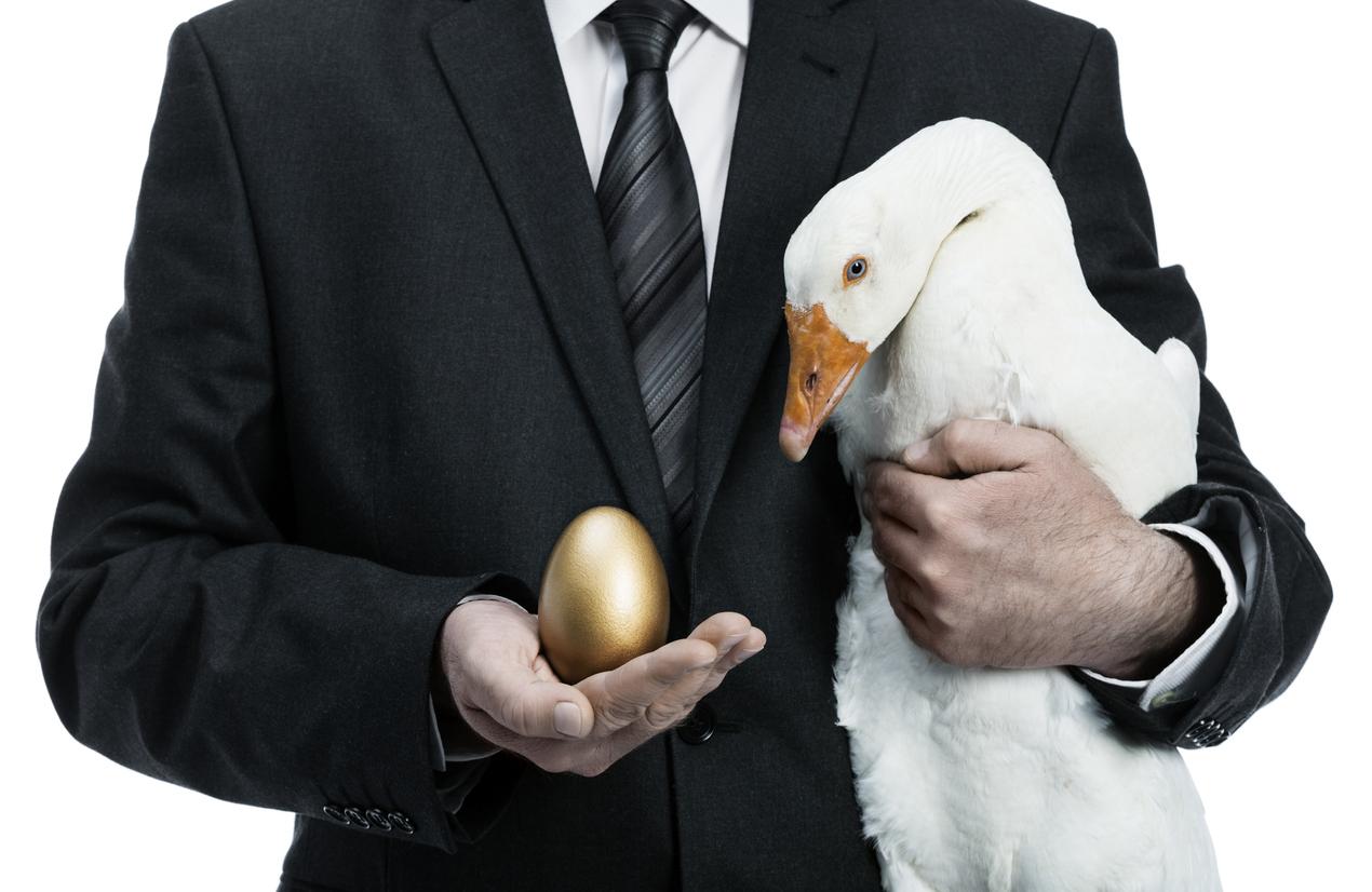 Peking Goose!